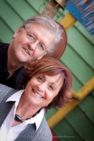 Pastor Pat and Cindy
