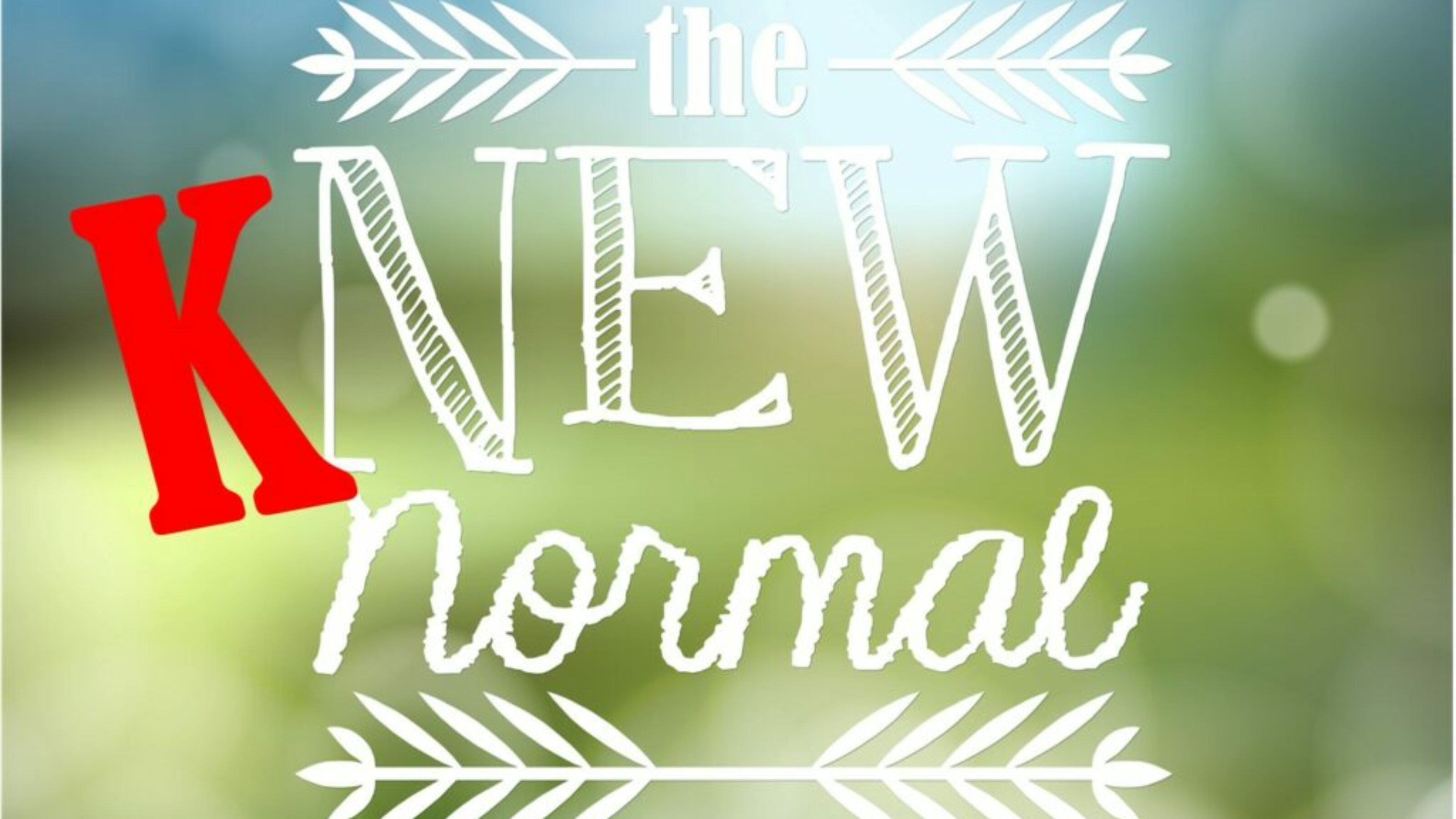 The New Normal - Title